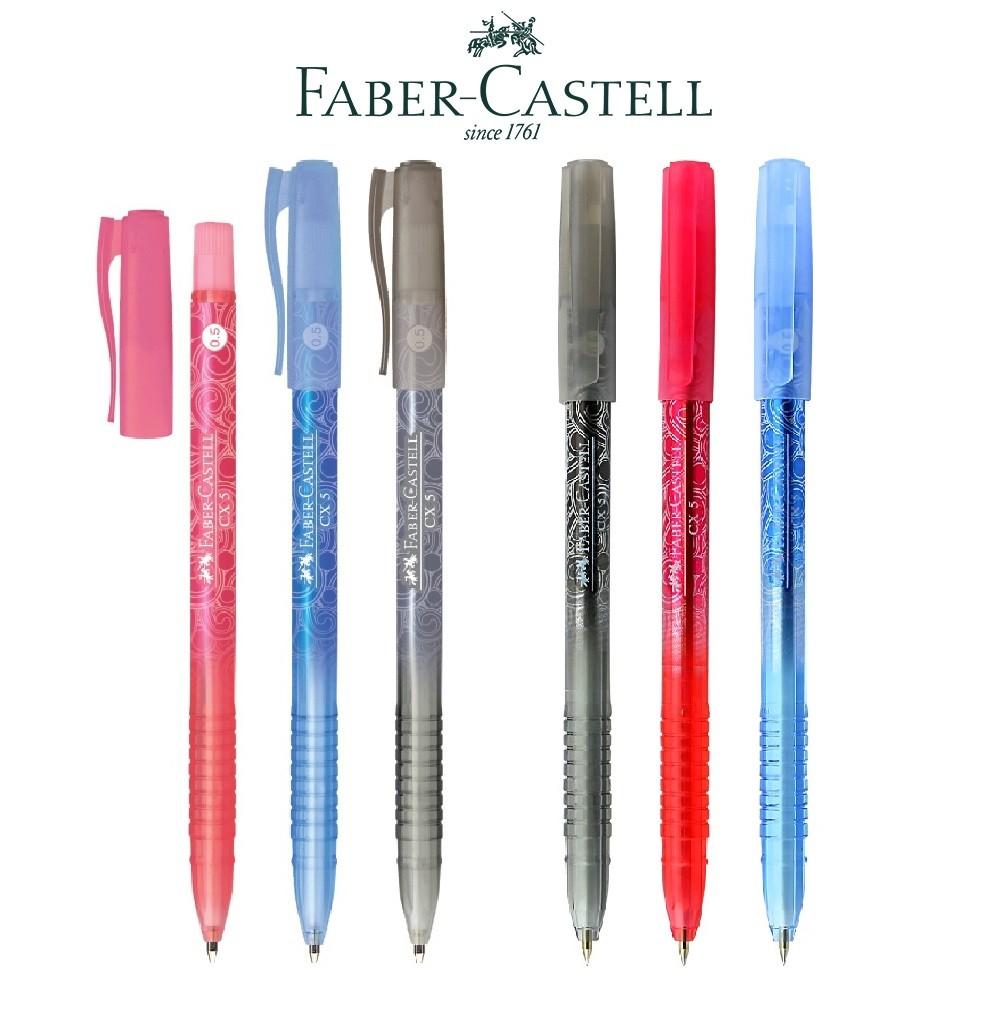 FABER-CASTELL ปากกาลูกลื่น รุ่น CX